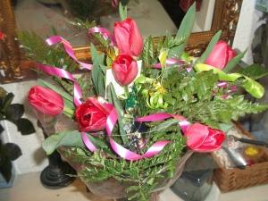 Ramo de tulipanes a domicilio (3)