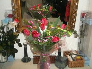 Ramo de tulipanes a domicilio (4)