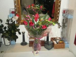Ramo de tulipanes a domicilio (5)