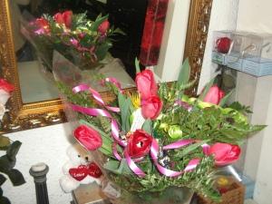 Ramo de tulipanes a domicilio (6)