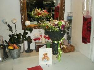 Ramo de flores a domicilio variado (2)