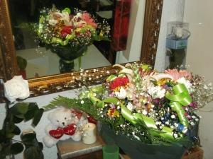 Ramo de flores a domicilio variado (3)
