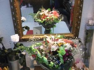 Ramo de flores a domicilio variado (4)