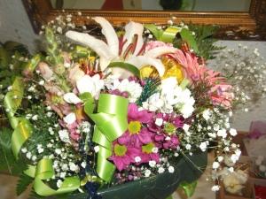 Ramo de flores a domicilio variado (7)
