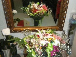 Ramo de flores a domicilio variado (8)
