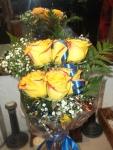 Rosas amarillas a domicilio en media docena (1)