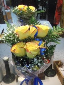 Rosas amarillas a domicilio en media docena (4)