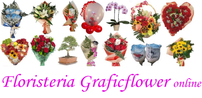 Flores a domicilio con Graficflower