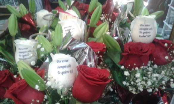 Envios de rosas a domicilio